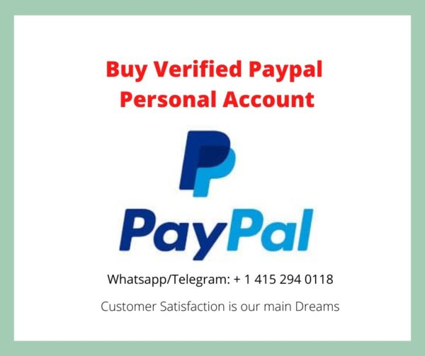 buy verified USA real paypal personal & Business account