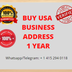 USA Business Address