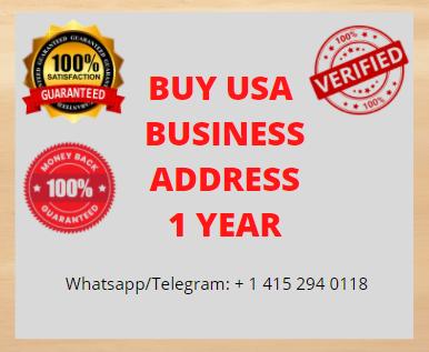 USA Business Address