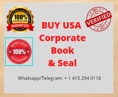 Corporate Book & Seal