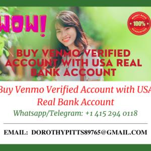 Buy Venmo Verified Account