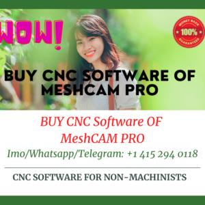 MeshCAM Software