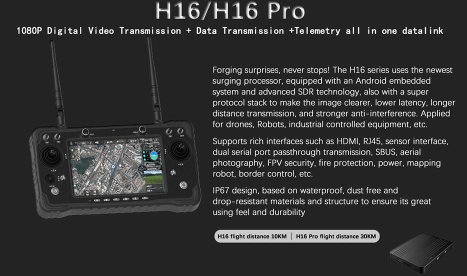H16 Pro Drone