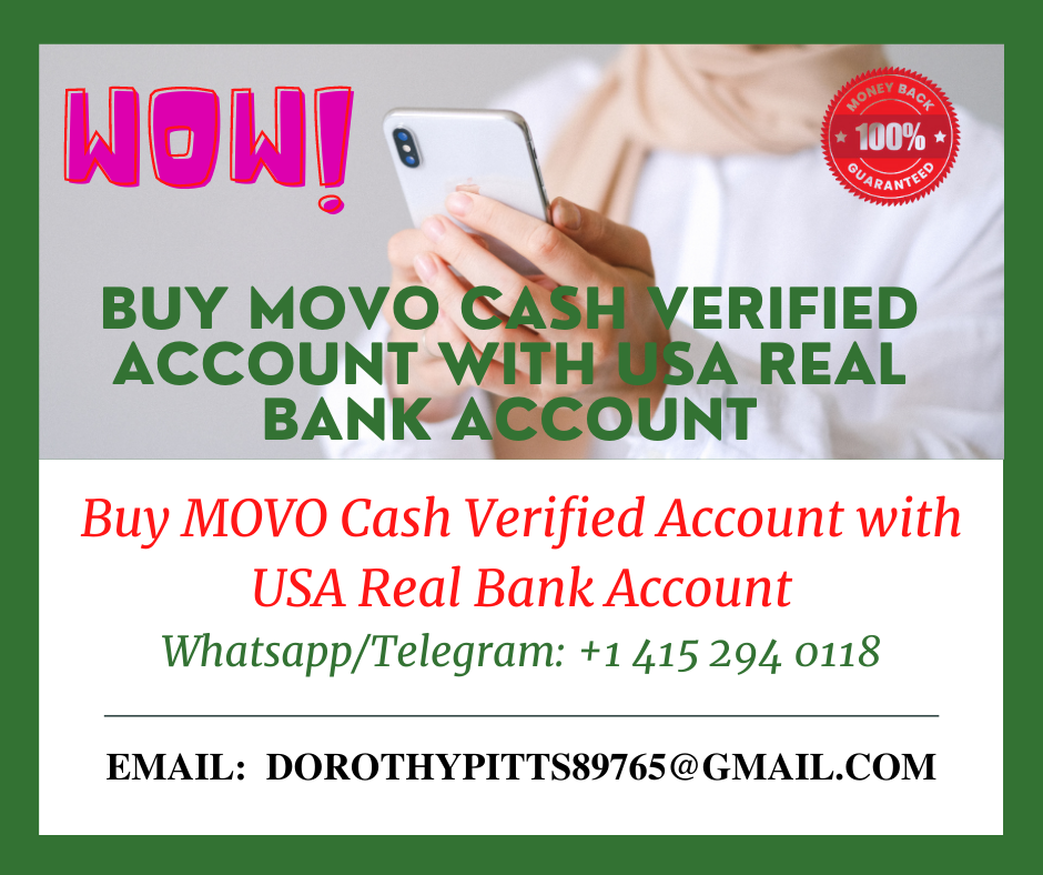 buy verified movo account