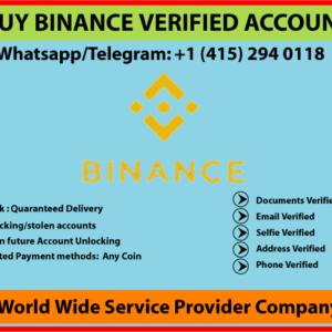 Buy-Verified-Bianace-Accoun